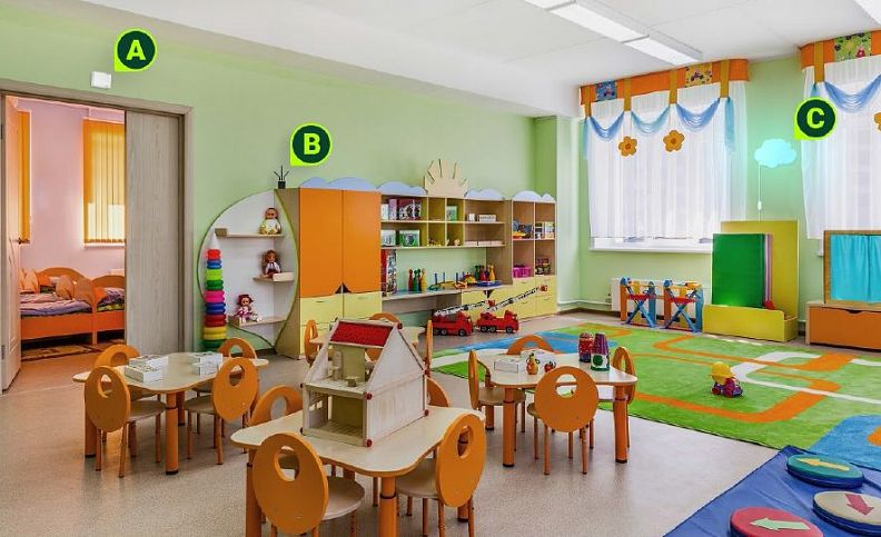 Let's learn how to ventilate properly to maintain a low level of CO2 in schools and kindergartens